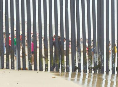 Richard Misrach, '{Detail} Playas de Tijuana #1, San Diego, California/Playas de Tijuana nº 1, San Diego', 2013