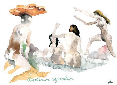 Nikita Shalenny, 'Mushrooms-voyeurs', 2015