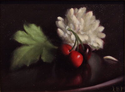 Lynne B. Mehlman, 'Trio of Cherries', ca. 2019