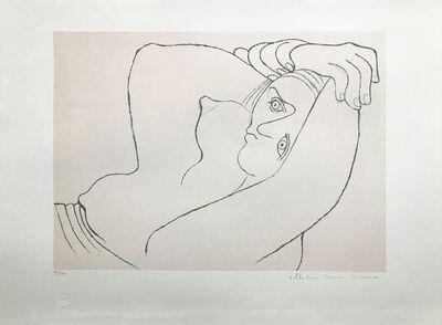 Pablo Picasso, 'FEMME COUCHEE', 1979-1982