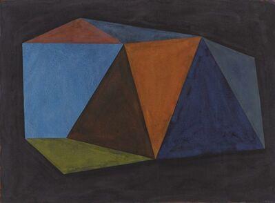 Sol LeWitt, 'Complex Form', 1988