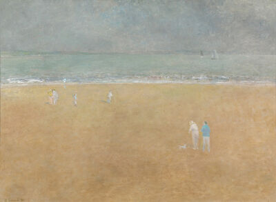 Richard Eurich, 'Boy with a kite', 1985