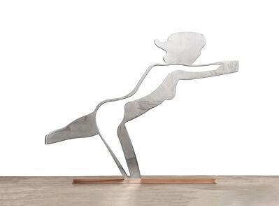 Alex Katz, 'Dancer 3 (Outline)', 2019