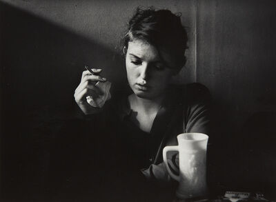Dave Heath, 'Jennine/Pommy Vega, NYC', circa 1957