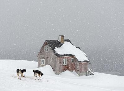 Tiina Itkonen, 'Snowing', 2015