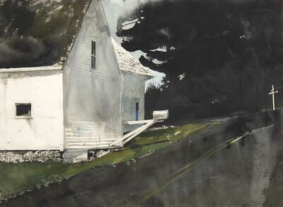 Andrew Wyeth, 'Star Route', 1977