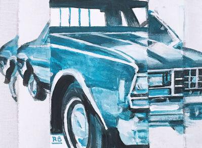 RU8ICON1, 'Impala', 2019