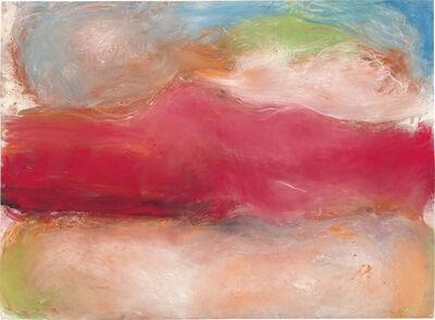 Edward Clark (1926-2019), 'Untitled', 1986