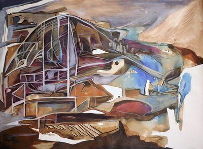 Zahra Nazari, 'Glass City', 2014