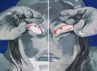 Eunsae Lee, 'Eye Rubber', 2017