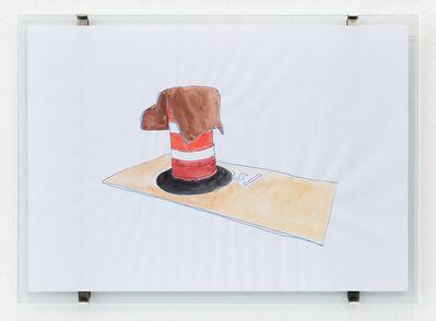 Sonia Leimer, 'Hudson St / 10 St (2020)', 2020