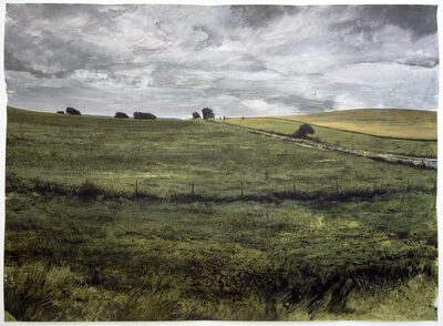 Colin Hunt, 'Untitled (The Road to Swindon) ', 2019