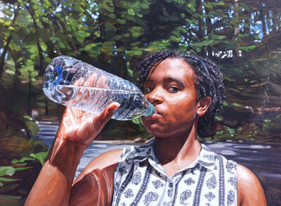 Laura Sanders, 'Spring Water', 2014