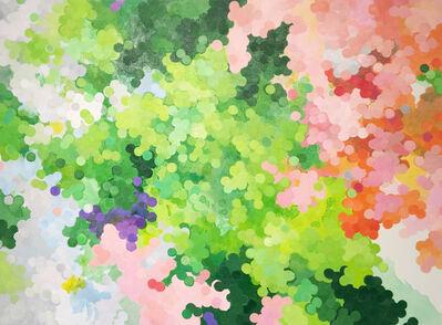 Satoshi Uchiumi, 'Under The Color 2016-40', 2016