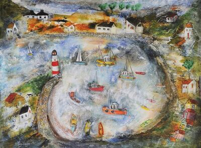 Rosa Sepple, 'Tranquil Harbour', ca. 2019
