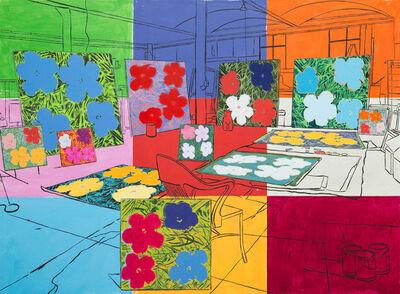 Damian Elwes, 'Warhol's Factory (New York, 1965)', 2018