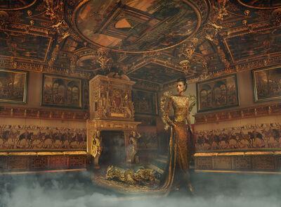 Miss Aniela, 'Enter The Golden Dragon ', ca. 2015