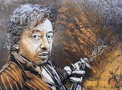C215, 'Serge Gainsbourg', ca. 2021