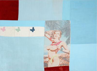 Alexandre da Cunha, 'Amazons (Painting I)', 2014