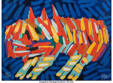 Karel Appel, 'Clown Cat'