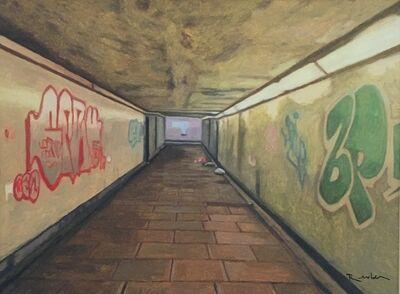 Reuben Colley, 'Subway City Series 2', 2019