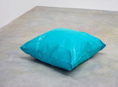 Julia Gruner, 'Lazy Painting (Turquoise)', 2018