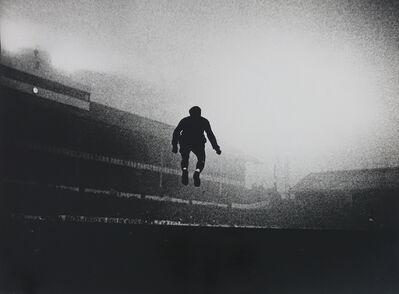 Gerry Cranham, 'Goalkeeper John Hollowbread, White Hart Lane, London, Jan 1964'