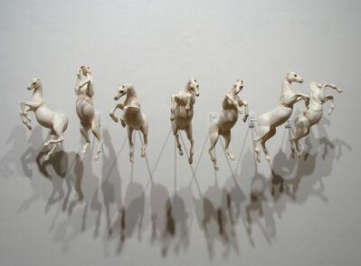 Christy Langer, 'Sevens', 2008