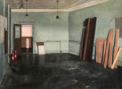 Eric Forstmann, 'Print Room', 2017