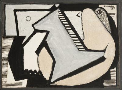 John Graham, 'White Still Life', 1930