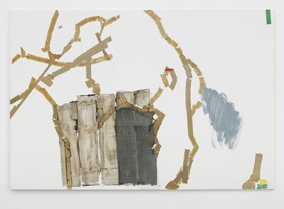 Magnus Plessen, 'Sprung', 2008
