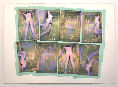 Carolee Schneemann, 'Forbidden Actions - Museum Sarcophagus', 1979