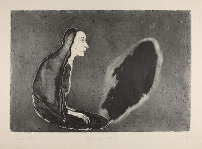 Arpana Caur, 'Women, Space and Shadow', 1985