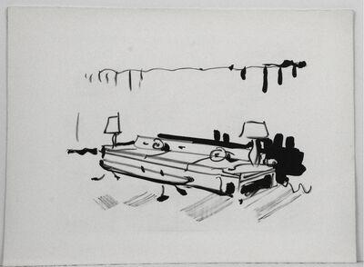 Claes Oldenburg, 'Sofa', 1964