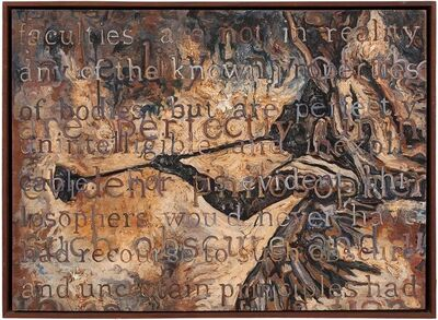 Steve Hurd, 'Heaven and Found Philosophy Detail II', 1990-1999