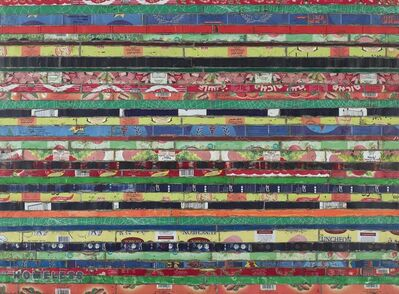 Adel Abdessemed, 'Cocorico painting', 2017-2018