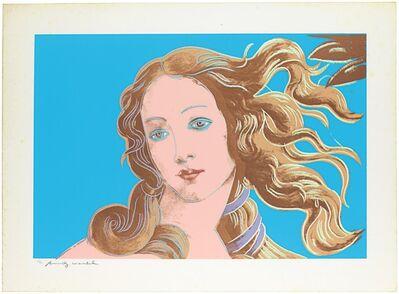 Andy Warhol, 'Details of Renaissance Paintings (Sandro Botticelli, Birth of Venus)', 1984