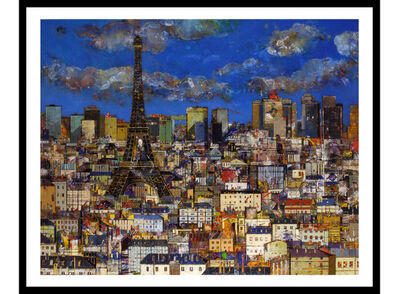 """Jean-Francois Larrieu, '""""Tour Eiffel""""', 2011"""