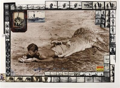 Peter Beard, 'I'll Write Whenever I Can', 1965
