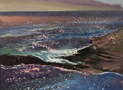 Julia von Metzsch Ramos, 'Kettle Island Surf', 2019