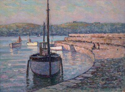 Henry Samuel Merritt, 'Harbour Scene'