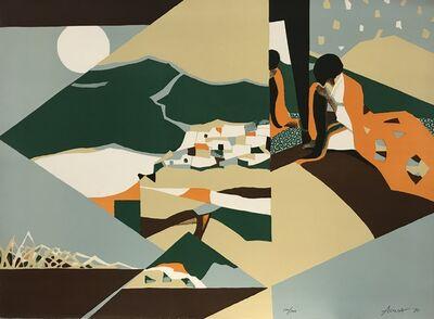 Tadashi Asoma, 'Toward Evening', 1970