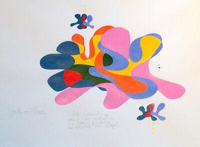 Gustavo Muci, 'Doble Cuántico, Como es adentro es afuera y Como es arriba es abajo.', 2019