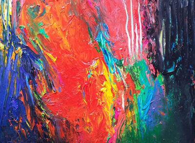 Tony Henson, 'Instinct', 2014