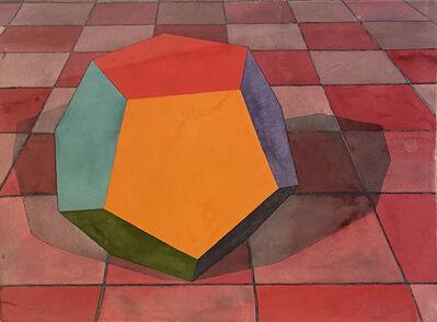 Ronald Davis, 'Dodecahedron I', ca. 1995