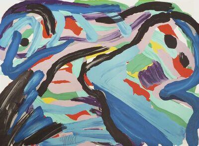 Karel Appel, 'Floating in a Landscape', 1980