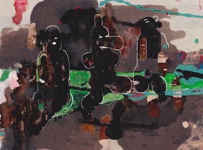 Lutz & Guggisberg, 'Assyrische Wurstgeister / assyrian Sausage Ghosts', 2008