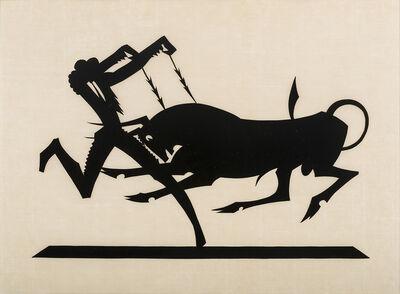 Wilhelm Hunt Diederich, 'Matador with Banderillas', 1920-1930