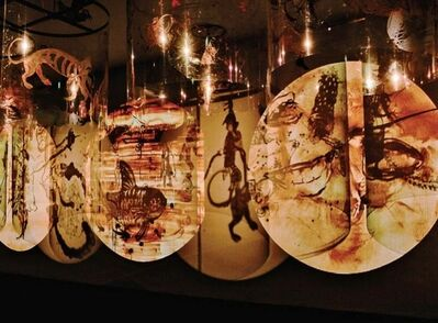 Nalini Malani, 'Remembering Mad Meg', 2007