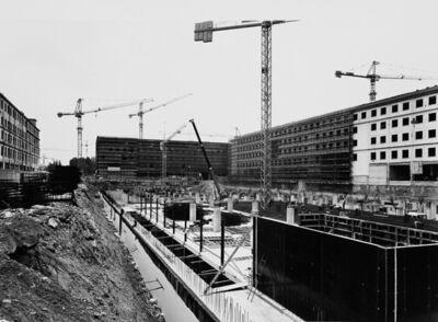 Gabriele Basilico, 'Fiera Portello, Milano', anni 1990